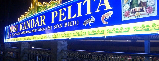 Nasi Kandar Pelita is one of restaurant.