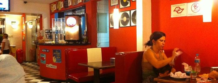 Rockabilly Burger is one of Comida.