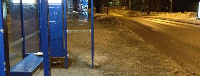 HSL 3173/3174 Viikin tiedepuisto is one of Bus Stops I've visited.