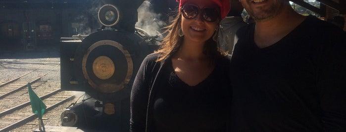 Maria Fumaça is one of Os melhores passeios em Campos do Jordão.