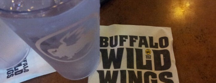 Buffalo Wild Wings is one of Time to Eat.