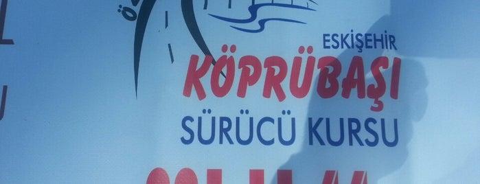 Köprübaşı Sürücü Kursu is one of Eskişehir Sürücü Kursları.