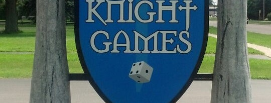 Noble Knight Games is one of Gamerati Tour 2011.