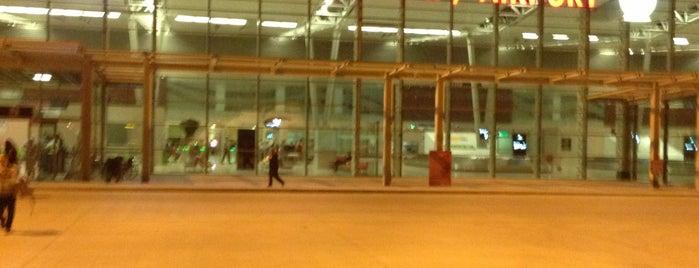 Elazig Airport (EZS) is one of HAVALİMANLARI.