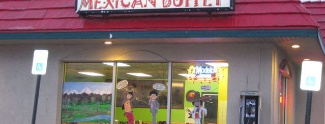 Guadalajara Family Mexican Restaurants is one of Favorite affordable date spots.