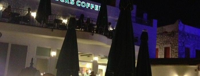 Starbucks is one of Bodrum - List -.