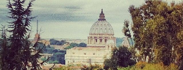 Terrazza del Gianicolo is one of Rome.