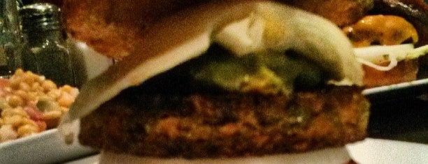 Burger Bistro is one of The NYC Area Winter Good Beer Passport (2015).