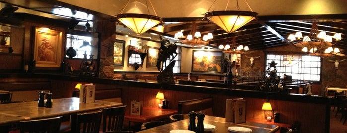 LongHorn Steakhouse is one of 20 favorite restaurants.