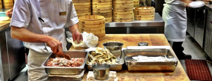 Din Tai Fung 鼎泰豐 is one of Authentic Local Food And Drinks Around The World.