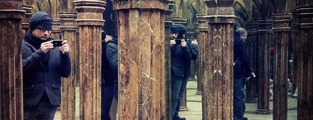 The Mirror Maze is one of Prague.