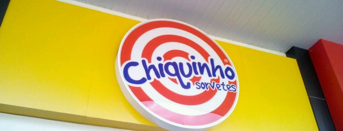 Chiquinho Sorvetes is one of Mayor list ;).