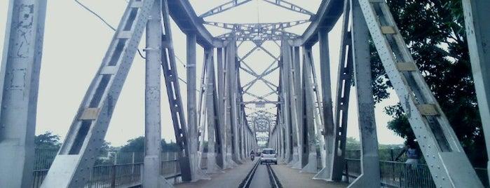 Ponte Metálica is one of 100 Melhores Programas em Teresina - Pi.