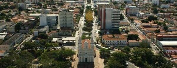 Avenida Frei Serafim is one of 100 Melhores Programas em Teresina - Pi.