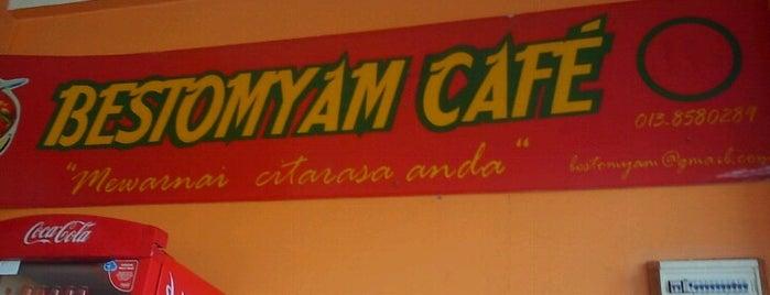 Bestomyam Cafe is one of @Sabah, Malaysia.