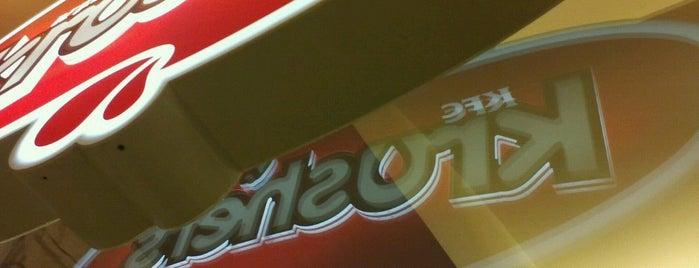 KFC is one of FOODS ♥.