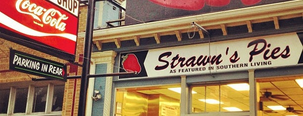 Strawn's Eat Shop is one of The Shreveport Experience.