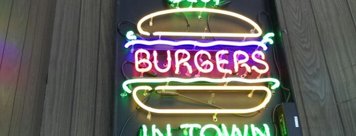 George's Giant Hamburgers is one of Best Burgers.