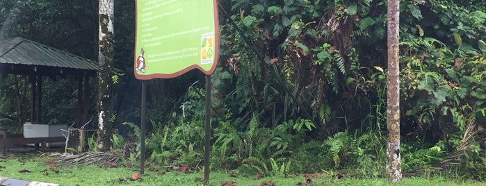 Matang Wildlife Centre is one of Natural Farm / Park.