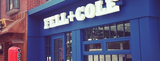 FELL+COLE is one of The 15 Best Places for Organic Food in Seoul.