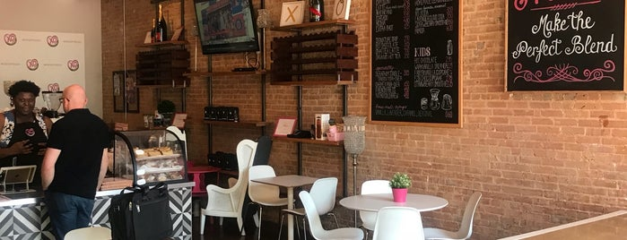 XO Coffee Company is one of The 7 Best Coffee Shops in Plano.