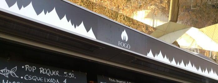 Fogò is one of Top Pericusil (els llocs que recomanaríem).