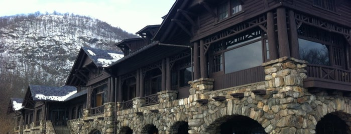 Bear Mountain Inn is one of Historic Hotels to Visit.