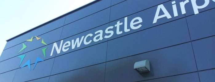 Newcastle Airport (NTL) is one of World AirPort.