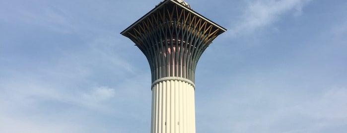 いのちの塔 is one of Observation Towers @ Japan.