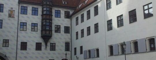 Alter Hof is one of Munich.