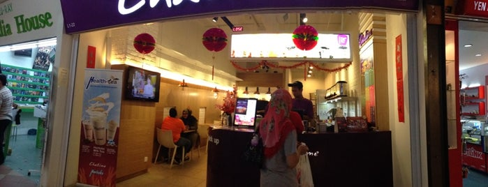 Tealive is one of Makan @ Melaka/N9/Johor #15.