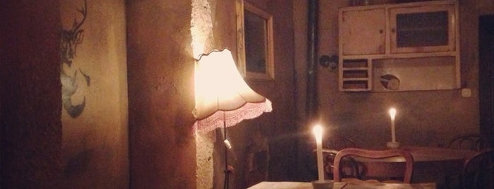 Eszeweria is one of The 15 Best Cozy Places in Krakow.