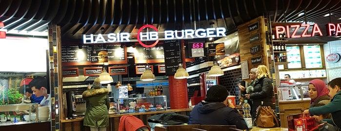 Hasir Burger is one of Burger in Berlin.