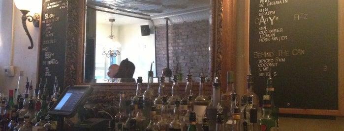 Mother's Ruin is one of Stevenson's Favorite Whiskey Bars.