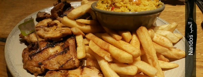 Nando's is one of Nice experience.