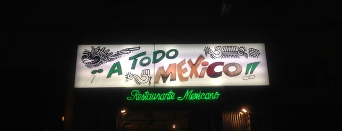 a todo mexico is one of AUnaMilla.