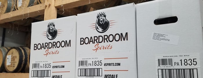 Boardroom Spirits is one of Fun.
