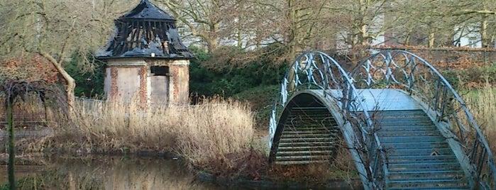 Dijlepark is one of My favorite places in Leuven, Belgium  #4sqCities.