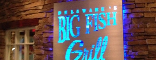 Big Fish Grill is one of Favorites.