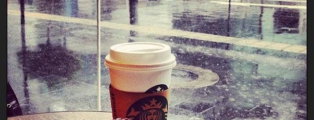 Starbucks (星巴克) is one of Mon Carnet de bord.