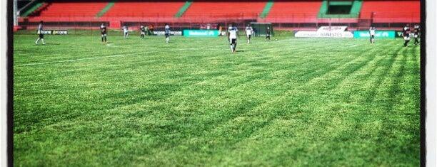 Arena Unimed (Estádio Engenheiro Alencar de Araripe) is one of Fátima.