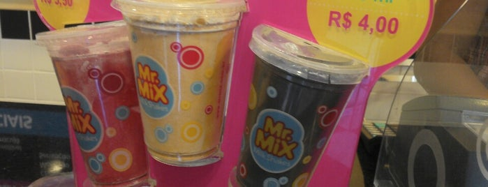 Mr. Mix Milk Shakes Derby is one of gostei.