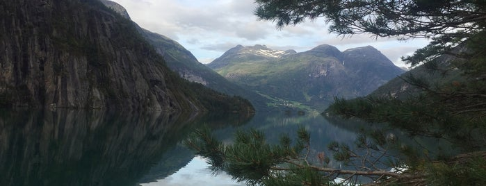 Folven Camping is one of Norway.