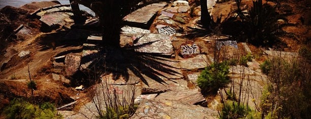 The Sunken City is one of Dates Los Angeles.