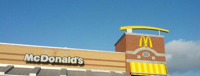 McDonald's is one of DEUCE44 III.