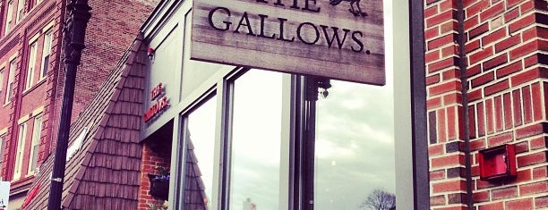 The Gallows is one of Boston Eater 38.