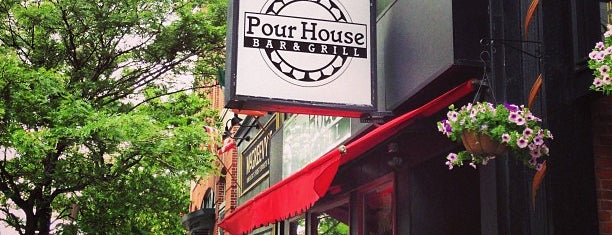 Pour House Bar & Grill is one of Watering Holes.