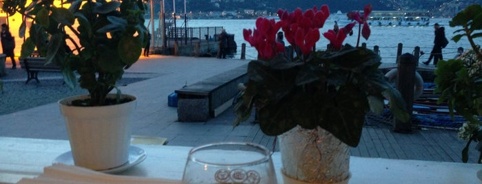 Beylerbeyi İskele Restaurant is one of Restaurants.