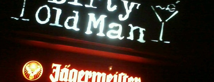 Dirty Old Man is one of Porto Alegre eat and drink.