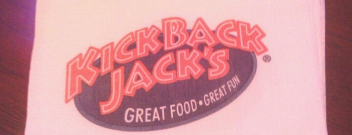 Kick Back Jack's is one of Eateries.